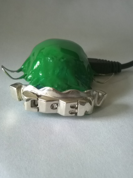 mp3 mouth jewelry
